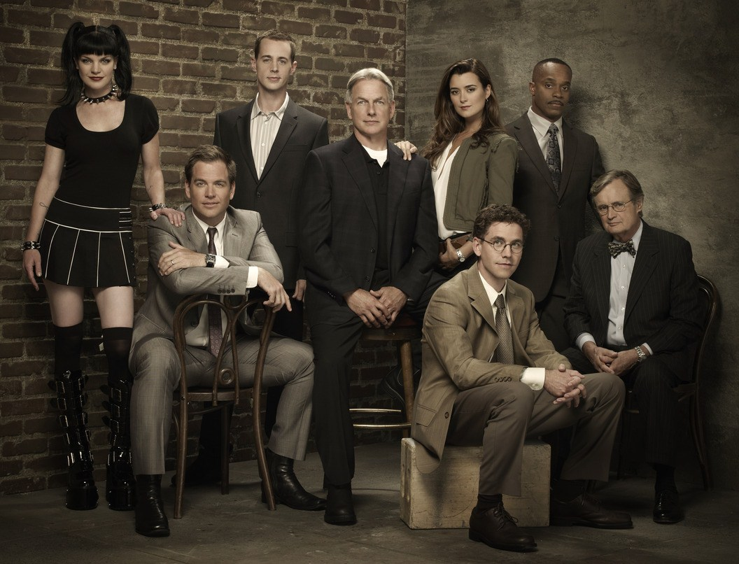 NCIS. Photo: Brian Bowen Smith/CBS © 2010 CBS Broadcasting Inc, All