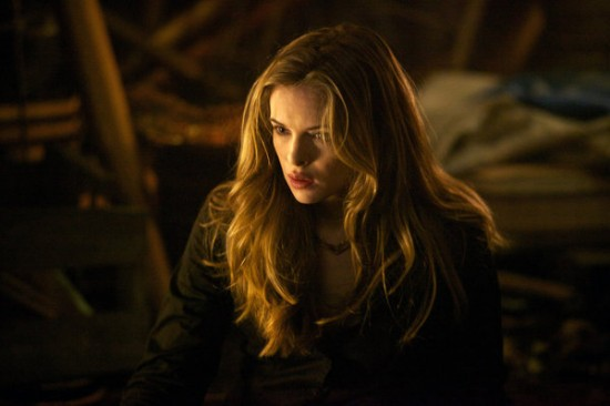 "Grimm ""Plumed Serpent"" With Danielle Panabaker 