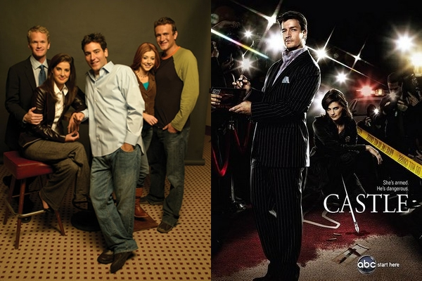 March Madness: How I Met Your Mother vs. Castle