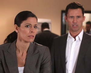 Lauren Stamile Back to Burn Notice Season 6 — USA Network – TVLine