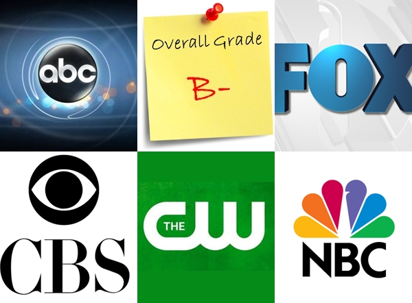 Broadcast Freshmen Grading – How Did I Do With 2011-2012's New Shows?