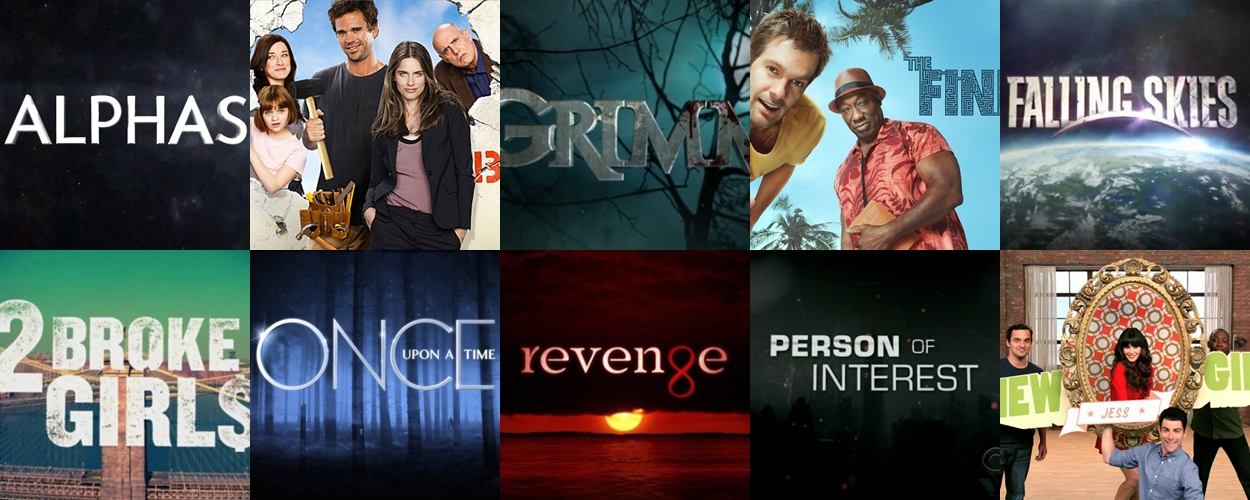 Top 10 Favorite New Shows