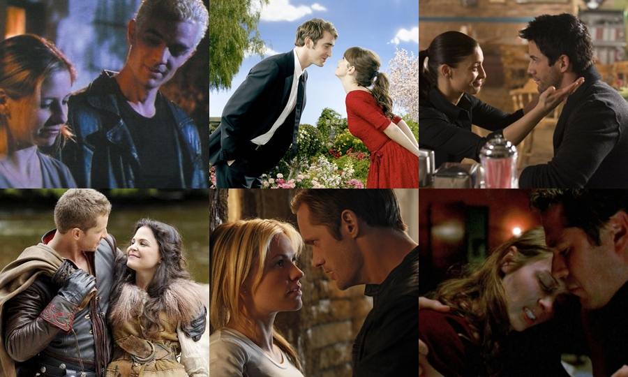 Monday Madness: Favorite TV Couples – Speculative
