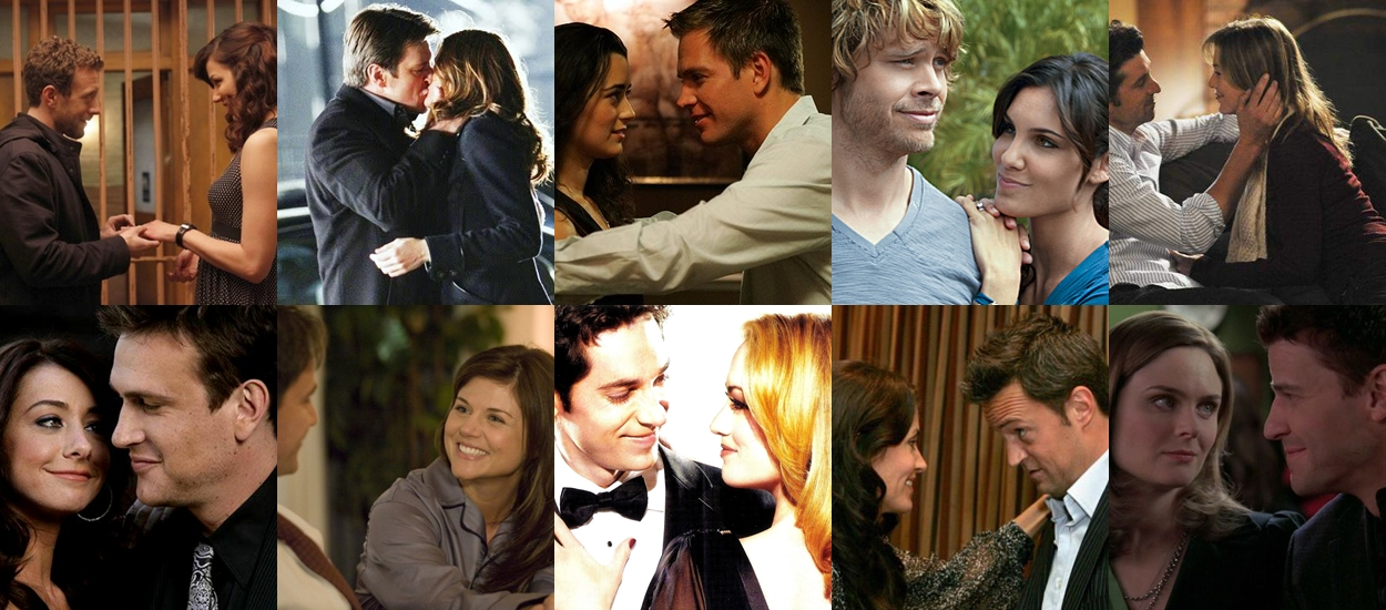 Tv series about couples