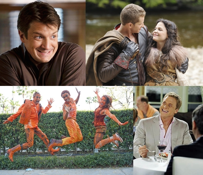 NBC Renews Community, ABC Renews Once Upon a Time, Castle, Suburgatory, and more!