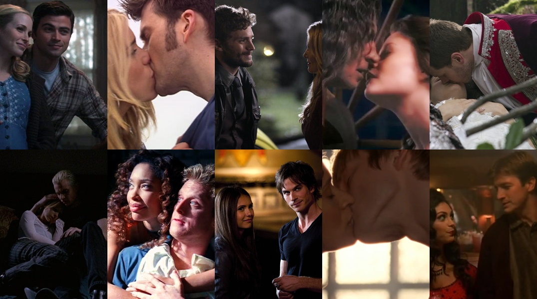 Top 10 Favorite TV Couples – Speculative