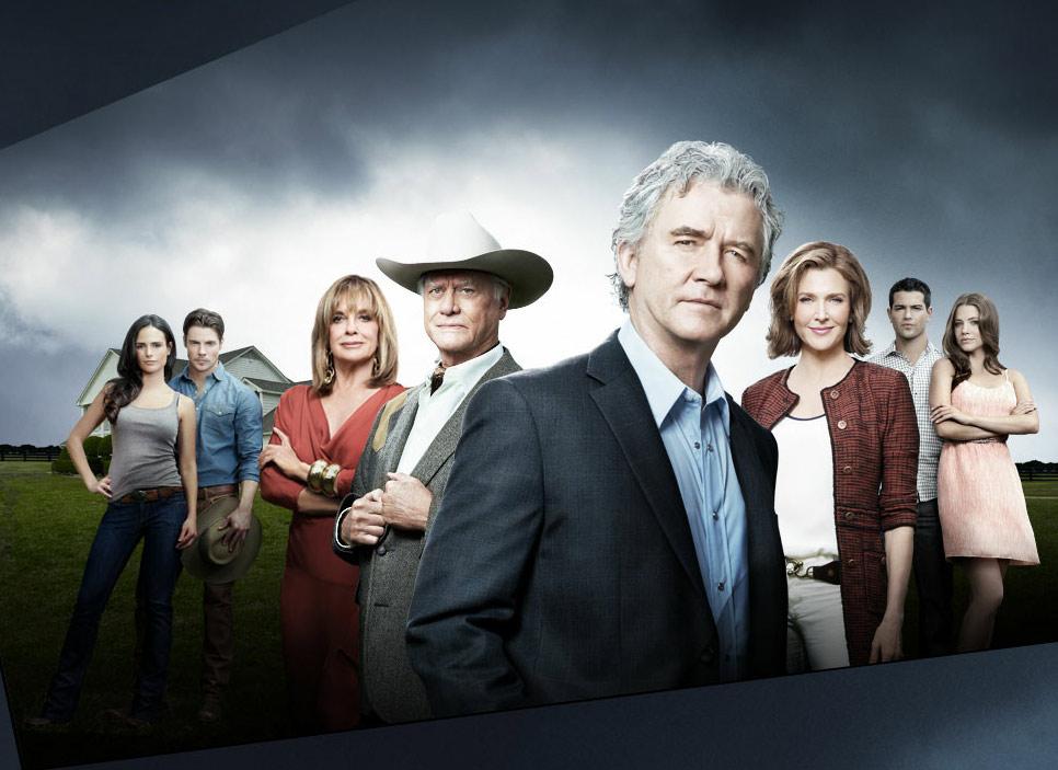Dallas Returns on TNT Wednesday, June 13