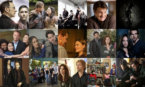 Fall TV 2012: When Are Your Favorite Shows Coming Back?