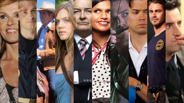 New Fall 2012 Shows – Which Pilots Do You Plan to Watch?