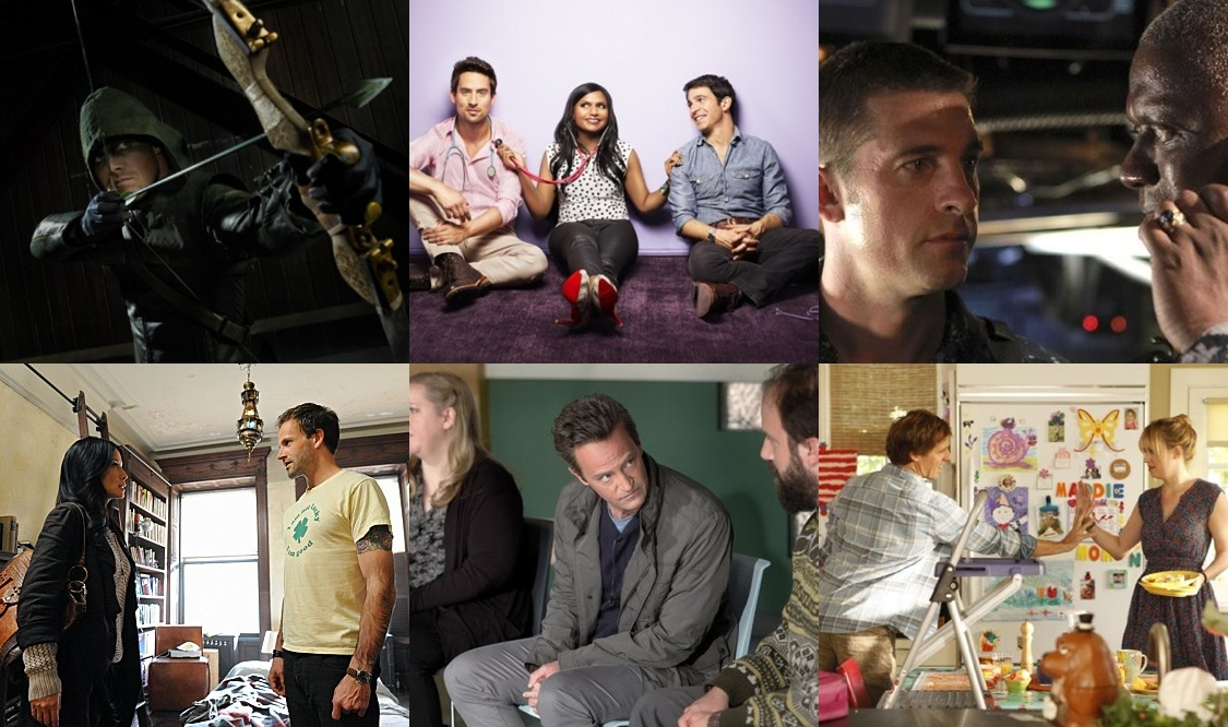 IMDb: Fall TV: Top Ten New Shows – a list by IMDb-Editors