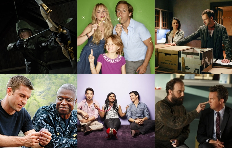 Fall TV Verdicts – 2012