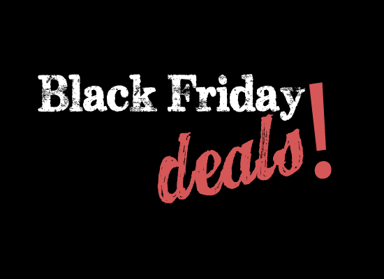 2012 Black Friday Deals on TV Shows