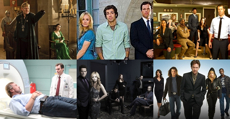 Favorite TV Show We Said Farewell to in 2012
