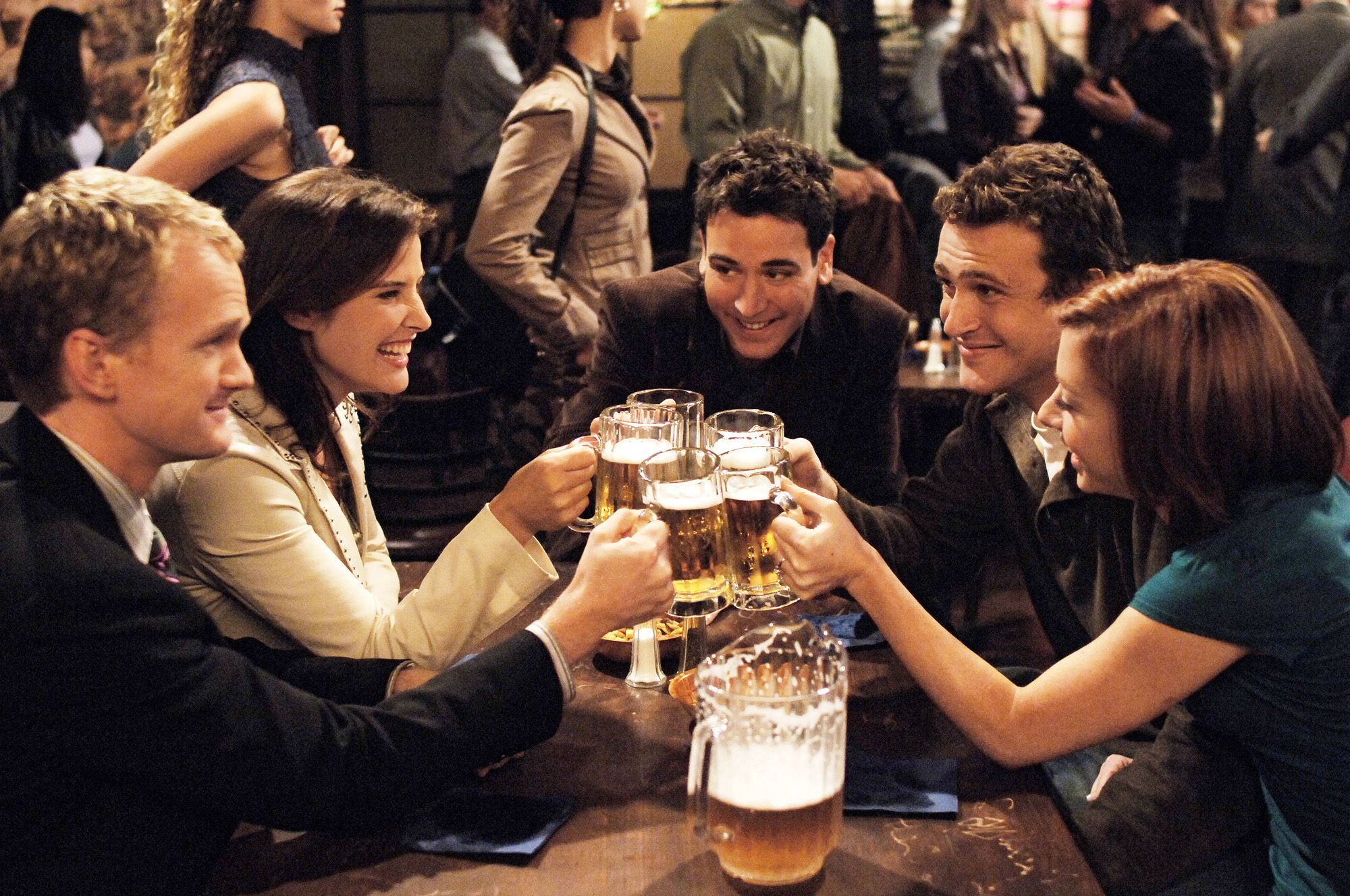 News: How I Met Your Mother Gets 9th Season, Leverage Canceled, Psych Gets Shortened 8th Season