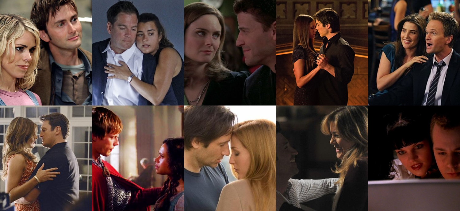 Top 10 Favorite TV Couples 2012