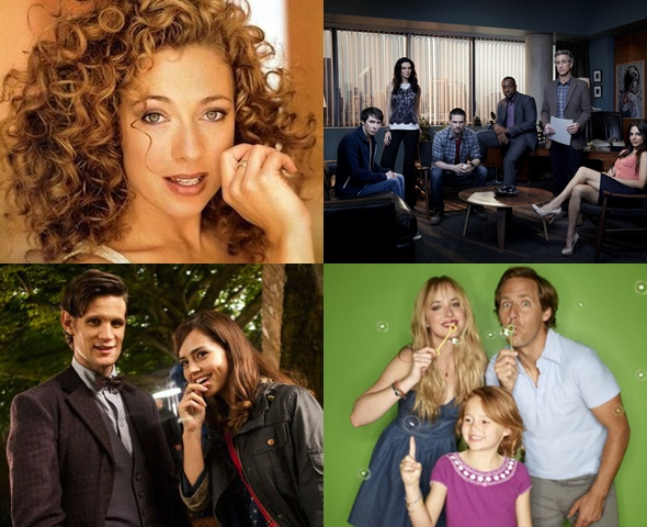 TV News: Bones Renewed, Alphas Canceled, River Song to Arrow, Don't Trust the B and Ben and Kate Pulled from Schedule and More!