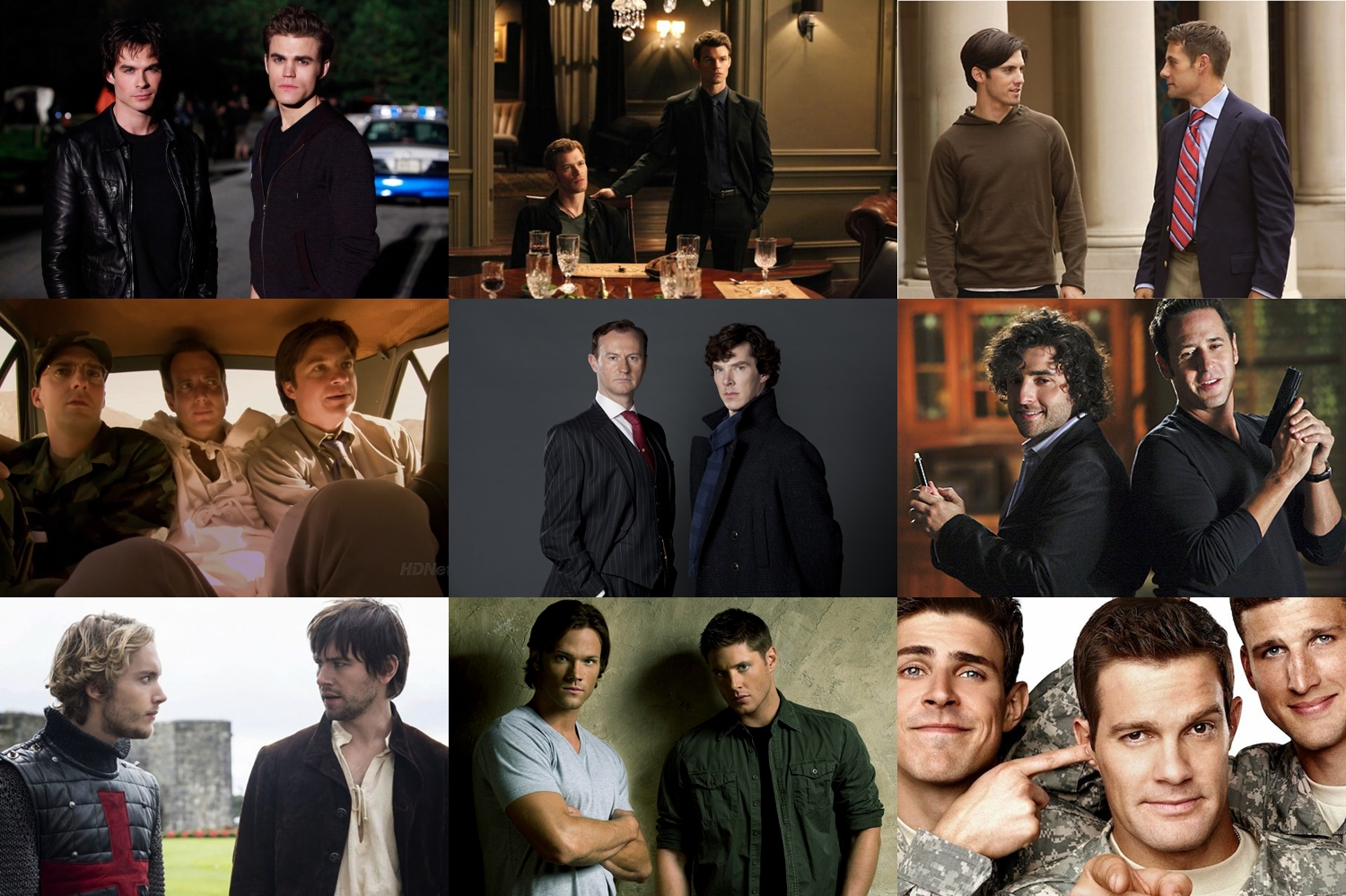 Monday Madness: Favorite TV Brothers
