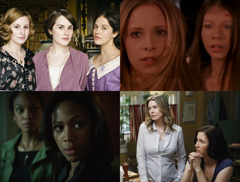 Monday Madness: Favorite TV Sisters