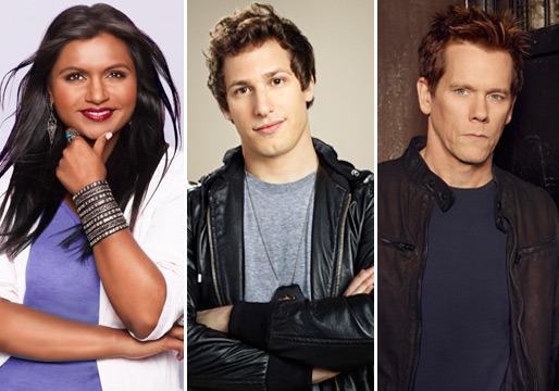 Fox Renews New Girl, Mindy Project, Brooklyn Nine-Nine and The Following – TVLine