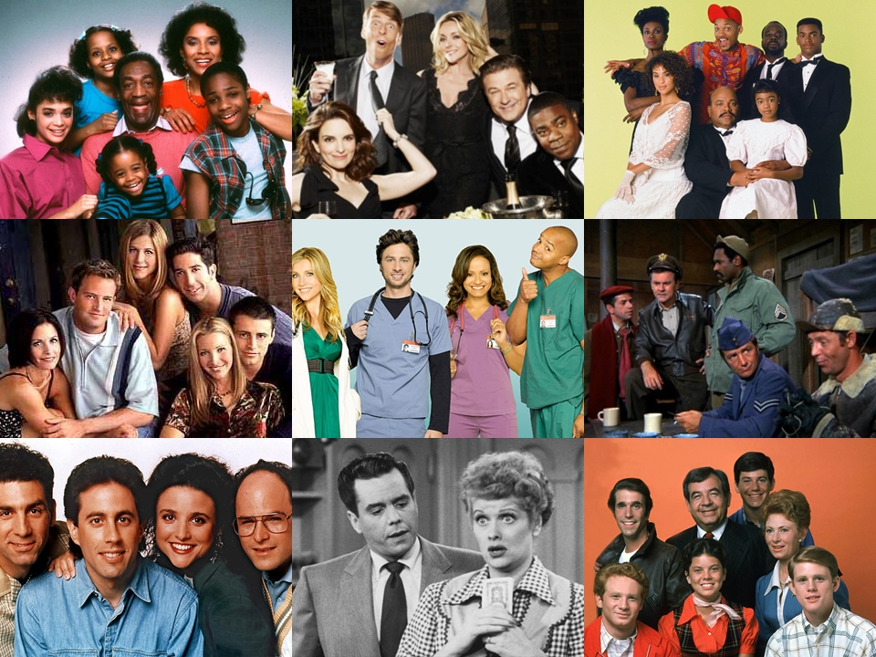 May Madness Nominations: Past TV Comedies