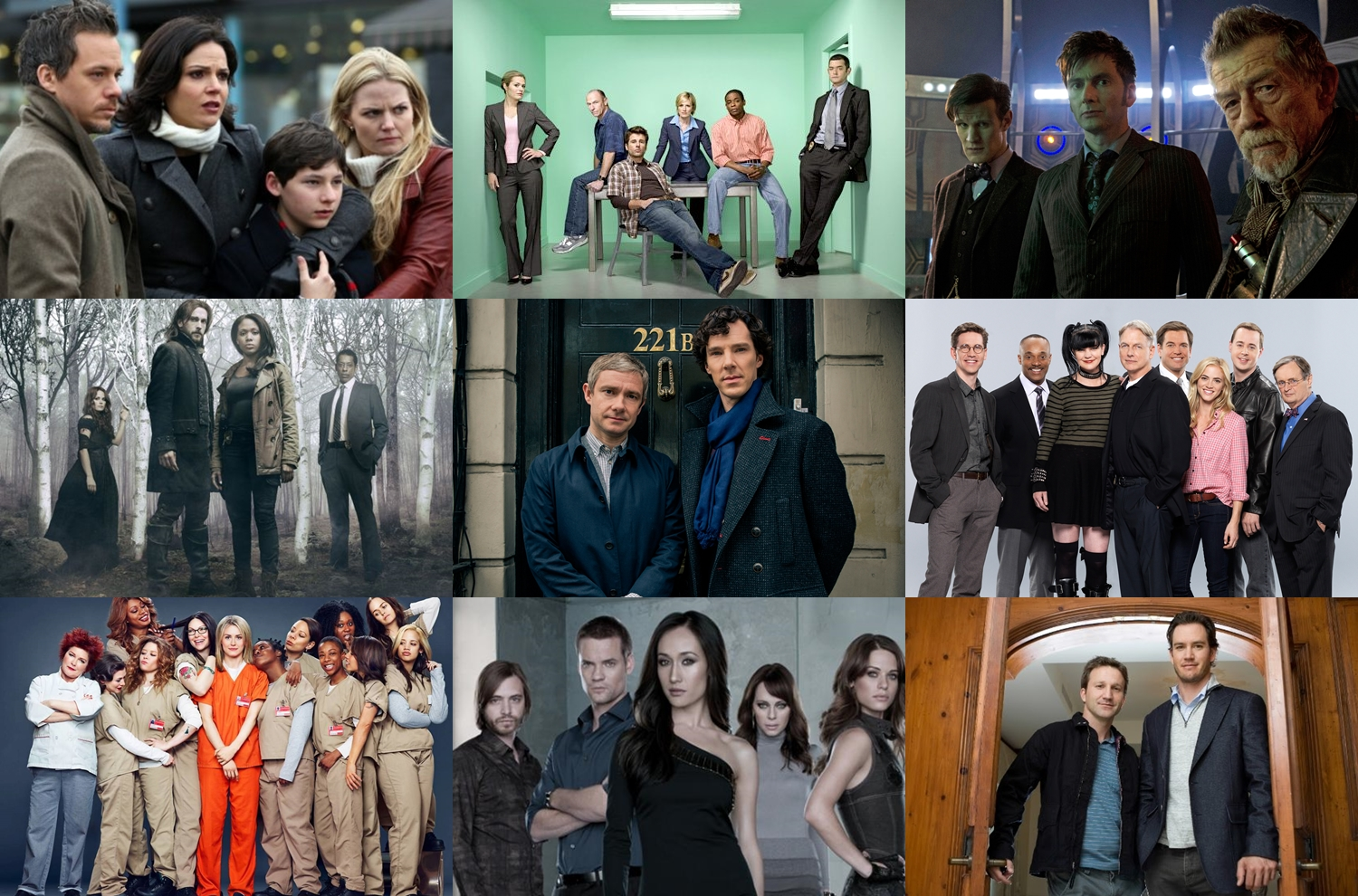 May Madness Nominations: Current TV Dramas